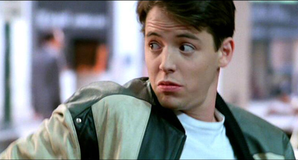 Ferris Bueller - <i>Ferris Bueller's Day Off</i> (1986)