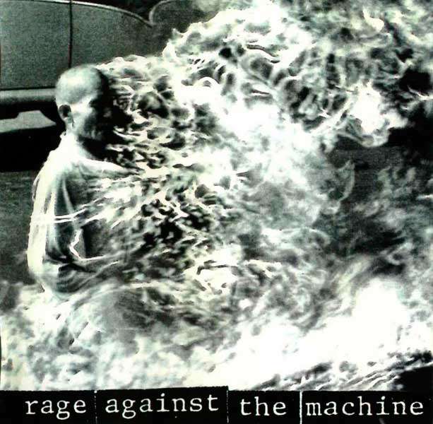 Rage Against The Machine – 'Killing In The Name'.