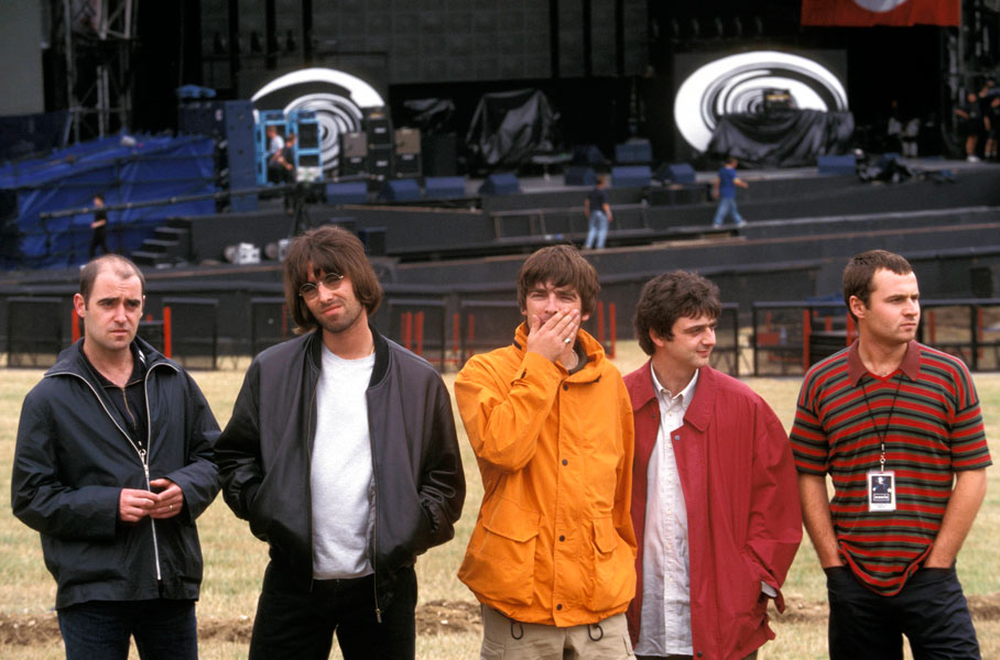 Liam Gallagher compares Oasis to The Beatles - saying they were more successful