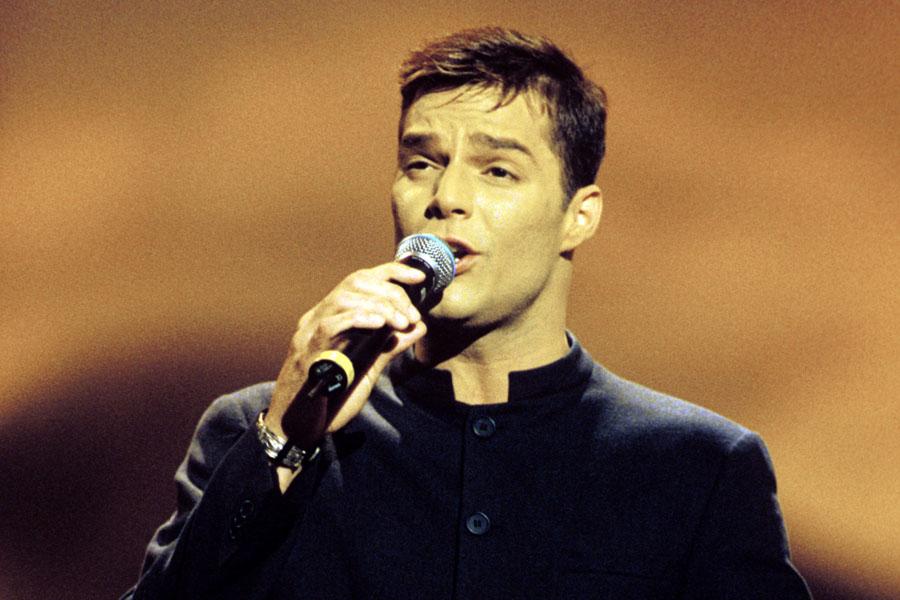 49. Ricky Martin - 'Livin' La Vida Loca'