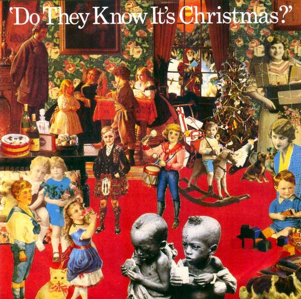 2. Band Aid, 'Do They Know It's Christmas?'