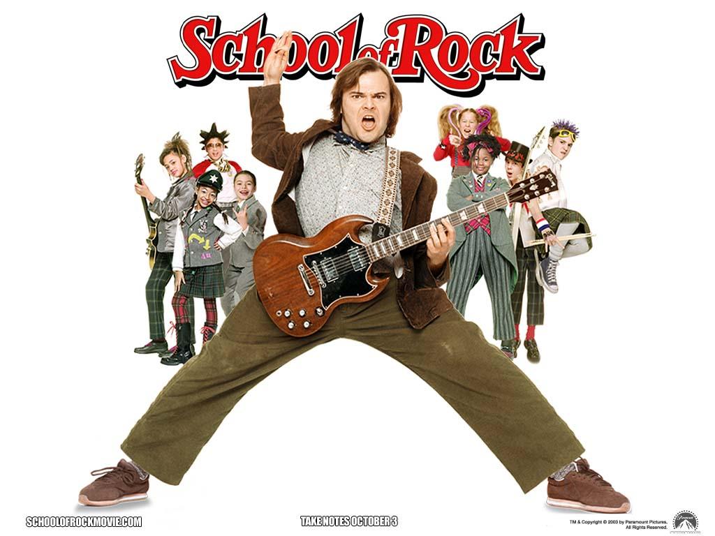 Dewey Finn - <i>School Of Rock</i> (2003)