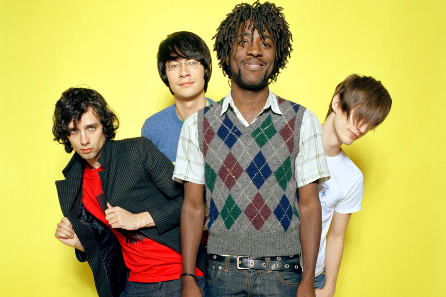 Bloc Party, 'Banquet'.