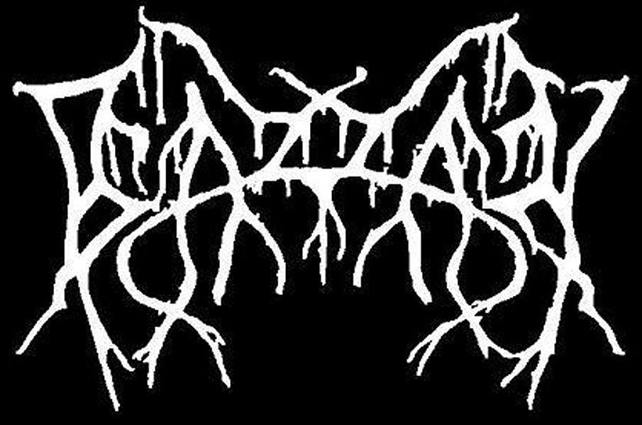 Logo generator metal name black Metal Band