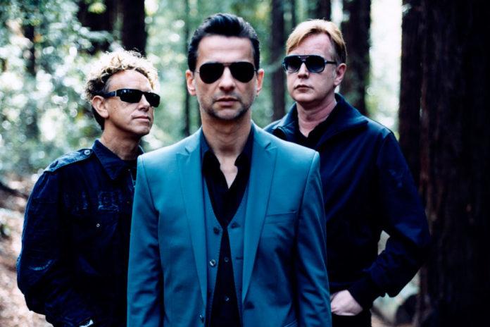depeche mode online