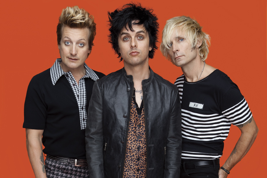 Green Day to debut '¡Tré!' track on 'Twilight: Breaking Dawn – Part 2' soundtrack