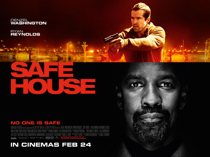 Safe House 2' in the works with script by original writer | NME