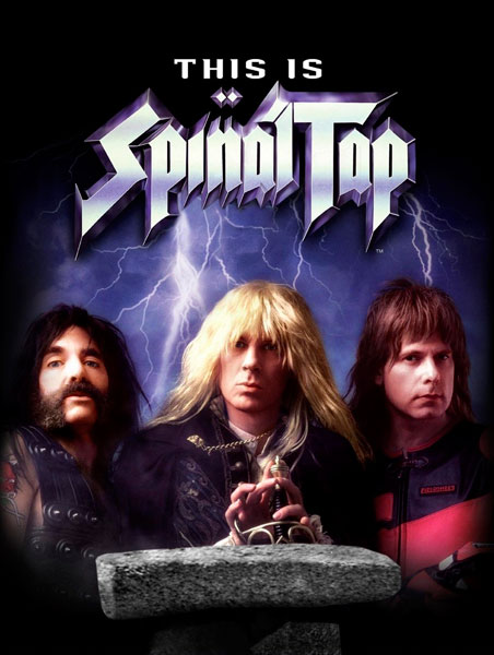 David St. Hubbins - <i>This is Spinal Tap</i> (1984)