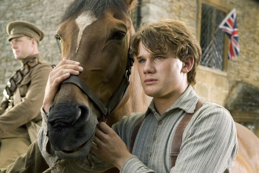 Steven Spielberg: ''War Horse' is a love story'