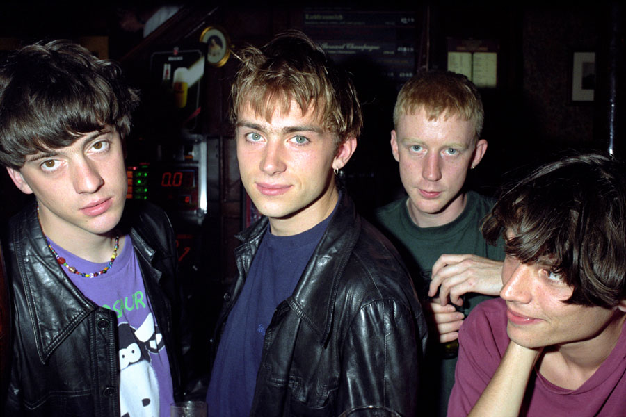 Blur - 'For Tomorrow'