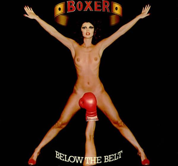 Boxer – 'Below The Belt'