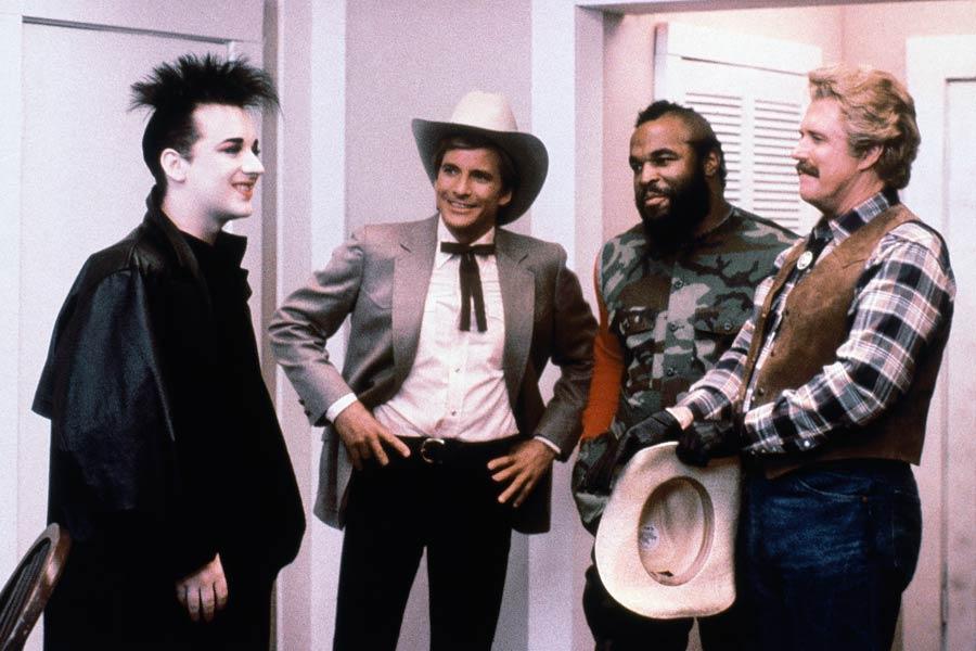 Boy George - The A Team (1986)
