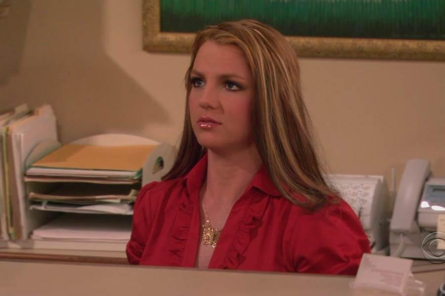 Britney Spears - How I Met Your Mother episode (2008)