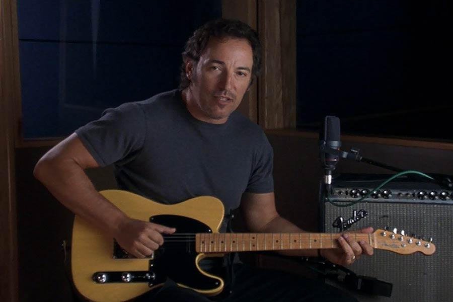 Bruce Springsteen - High Fidelity (2000)