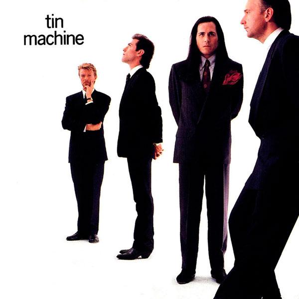 'Tin Machine' (1989)
