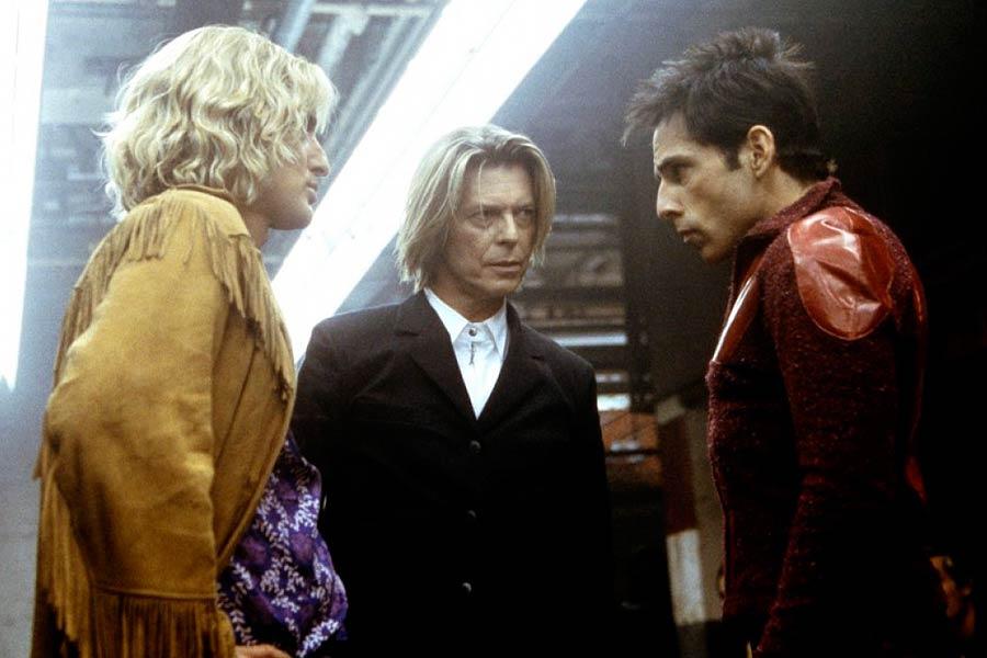 David Bowie - Zoolander (2001)