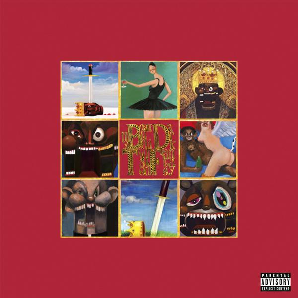 Kanye West, 'My Beautiful Dark Twisted Fantasy'