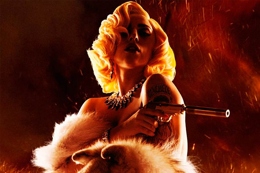 Lady Gaga - Sin City: A Dame To Kill For (2014)