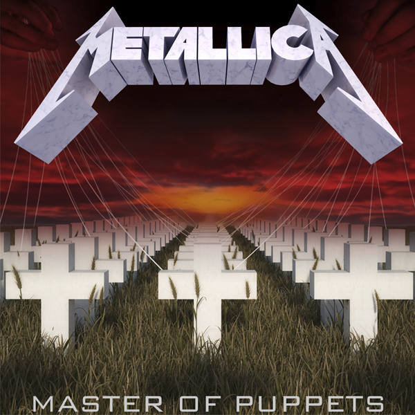 Metallica, 'Master of Puppets'