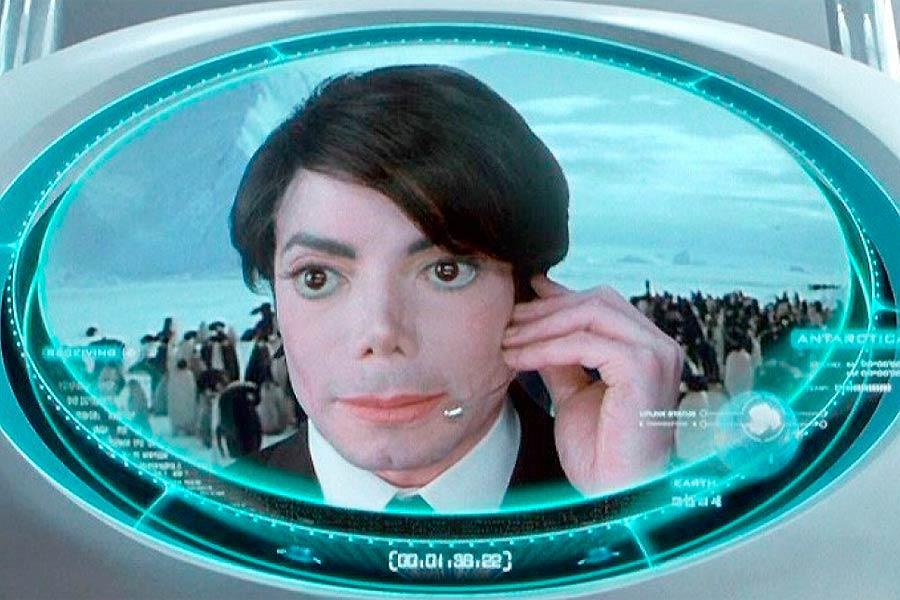 Michael Jackson - Men in Black II (2002)