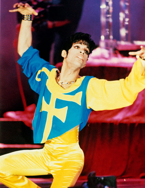 Prince to host 'pajama party' gig at his home