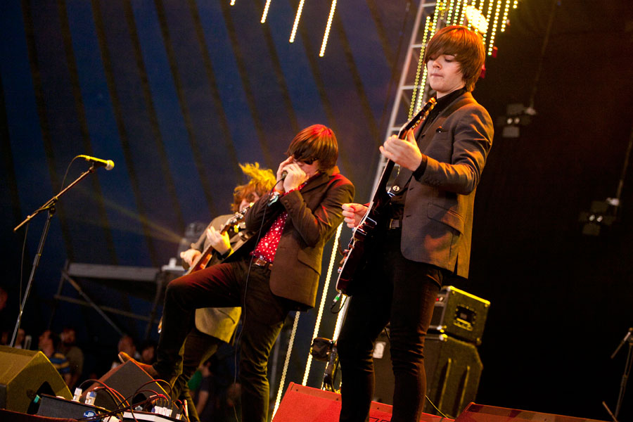 The Strypes, Saturday, Transmissions Stage