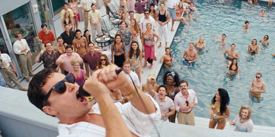 Jordan Belfort - <i>The Wolf Of Wall Street</i> (2013)