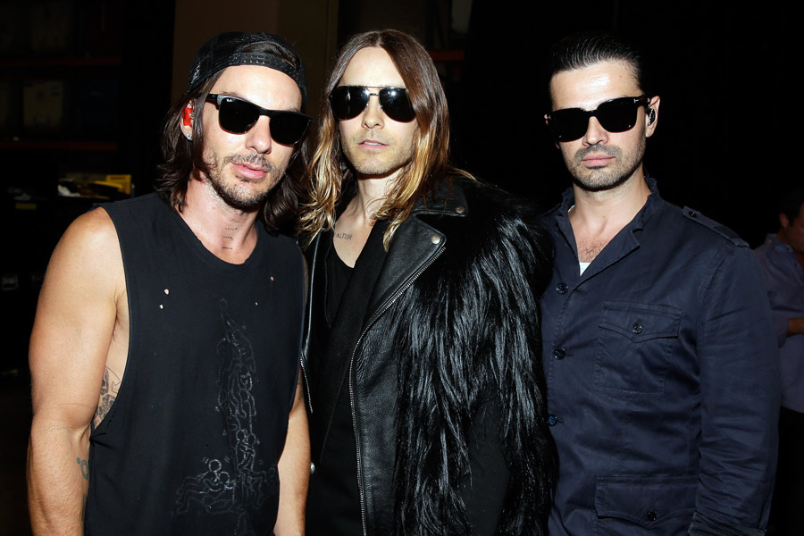 30 Seconds To Mars - 'Up In The Air'