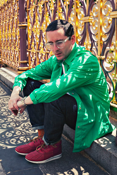 Hot Chip's Alexis Taylor –Stevie Wonder's 'I Just Called To Say I Love You'