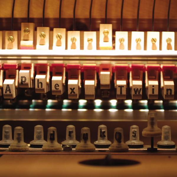Aphex Twin – 'Drukqs':