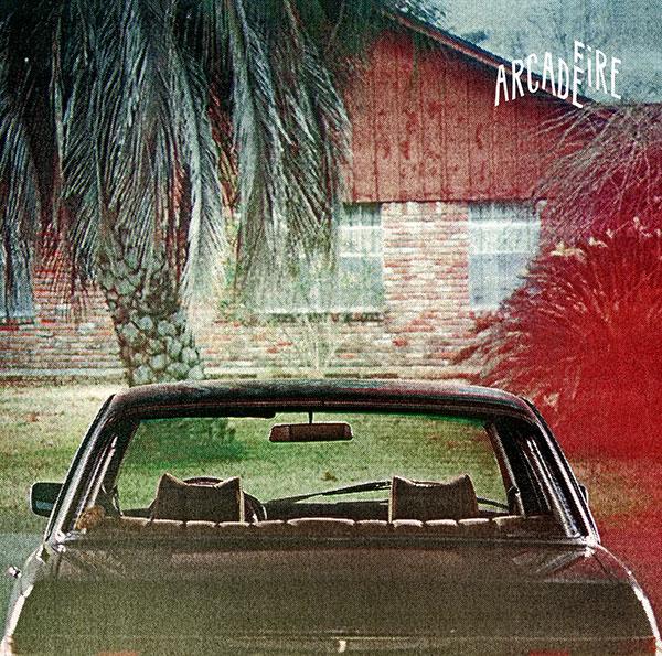 9. Arcade Fire - 'The Suburbs' (2010)