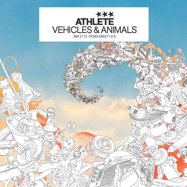 Athlete –'Vehicles & Animals' (2003)