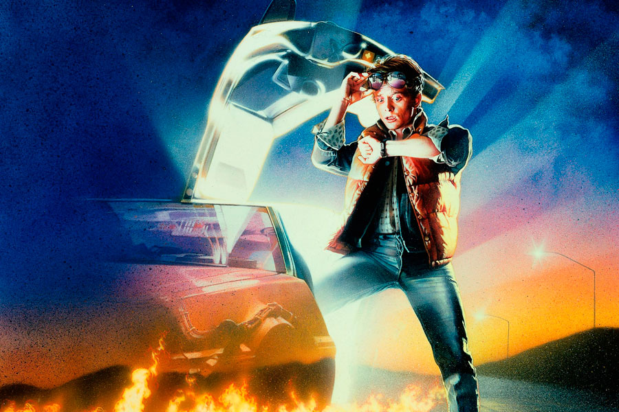 Marty McFly - <i>Back to the Future</i> (1985)