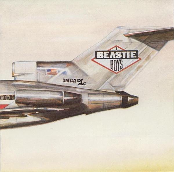 Beastie Boys - 'Licensed To Ill':