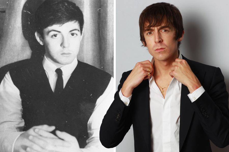 Miles Kane as Paul McCartney