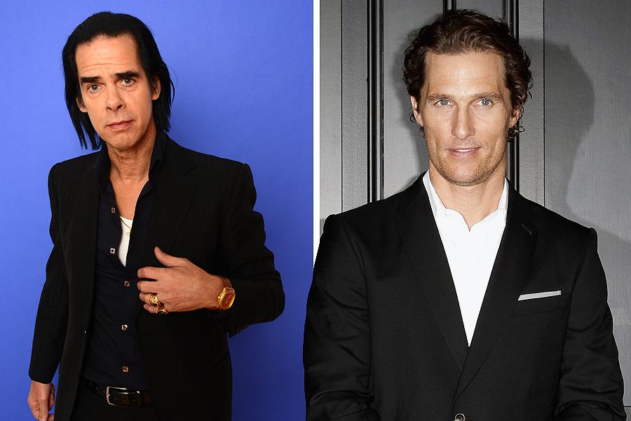 Matthew McConaughey as Nick Cave