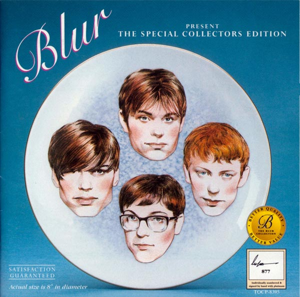 Blur –'The Special Collectors Edition' (1994)