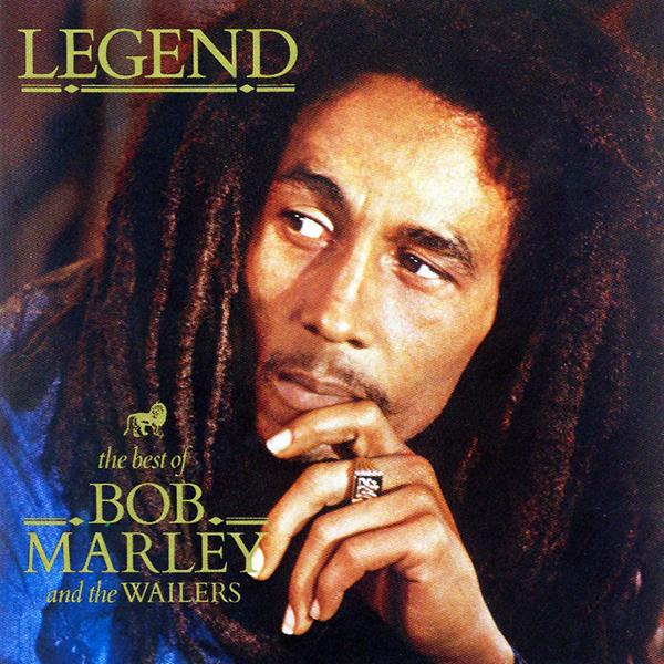 Bob Marley – 'Legend':