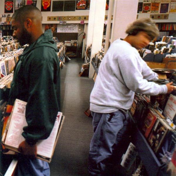 DJ Shadow - 'Endtroducing'