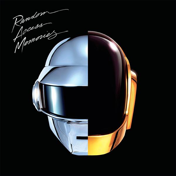 12. Daft Punk - 'Random Access Memories' (2013)