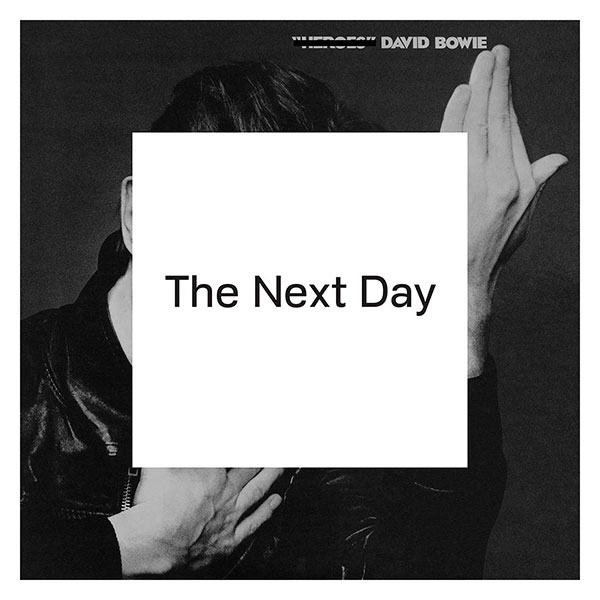 46. David Bowie - 'The Next Day' (2013)