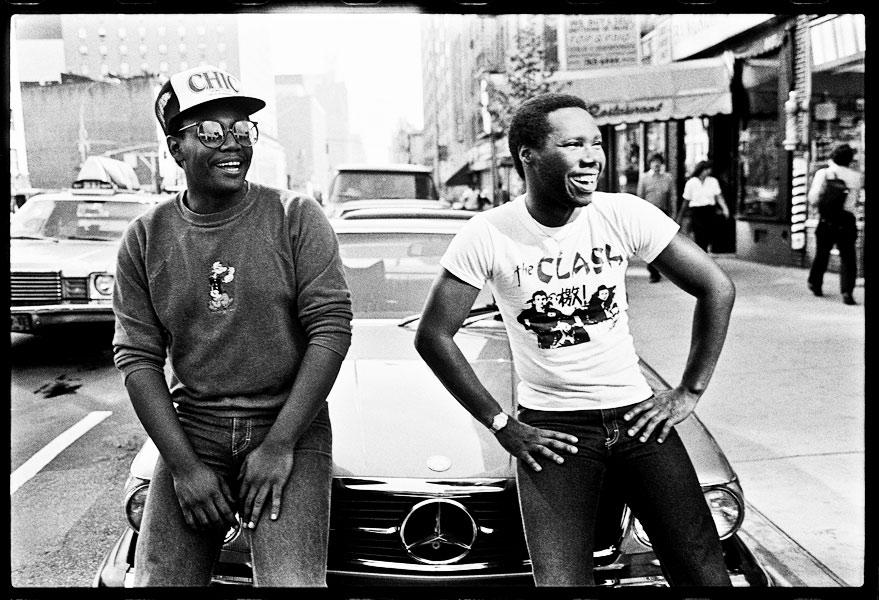 Chic, 1980