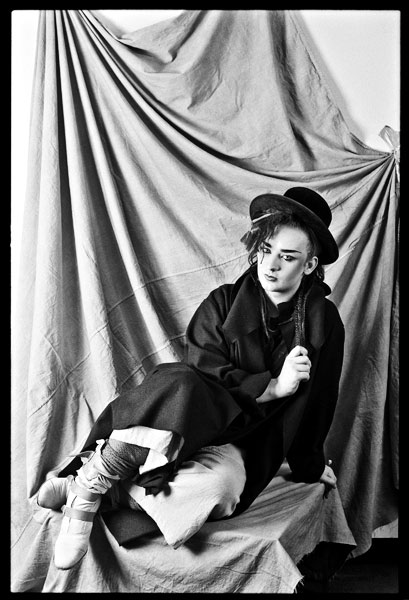 Boy George, 1983