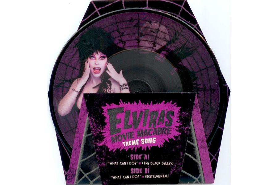 Elvira – 'Theme From Elvia's Movie Macabre'