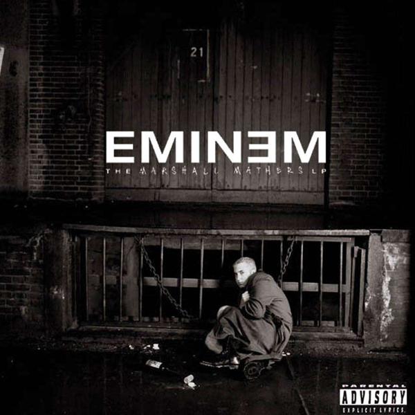 Eminem – 'The Marshall Mathers LP':