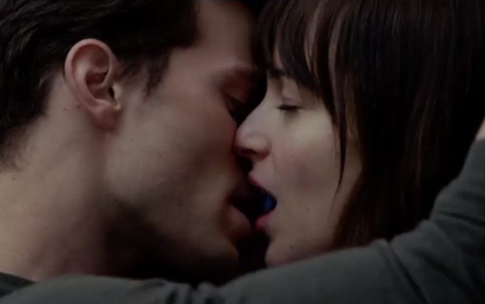 Fifty shades of grey sexuality