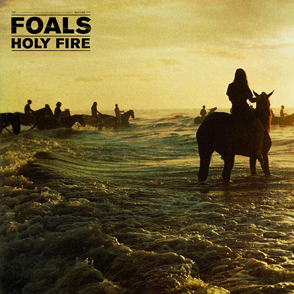 23. Foals - 'Holy Fire' (2013)