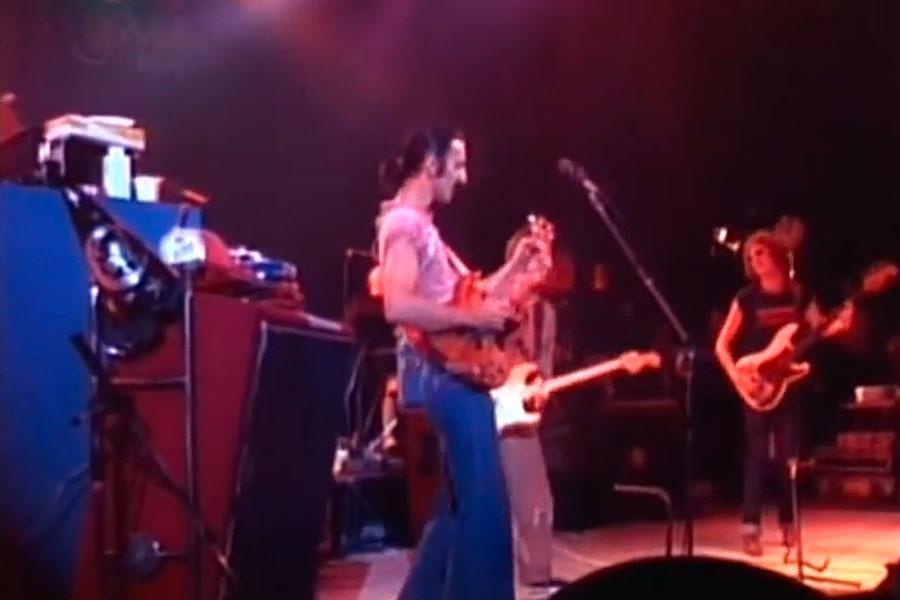 Frank Zappa – 'Baby Snakes'