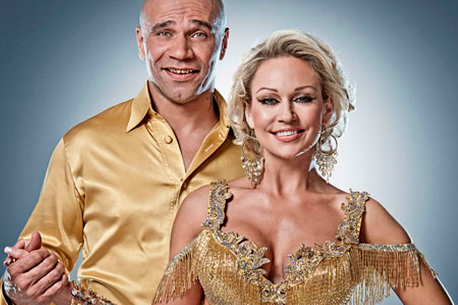 Goldie – Celebrity Big Brother and Strictly Come Dancing