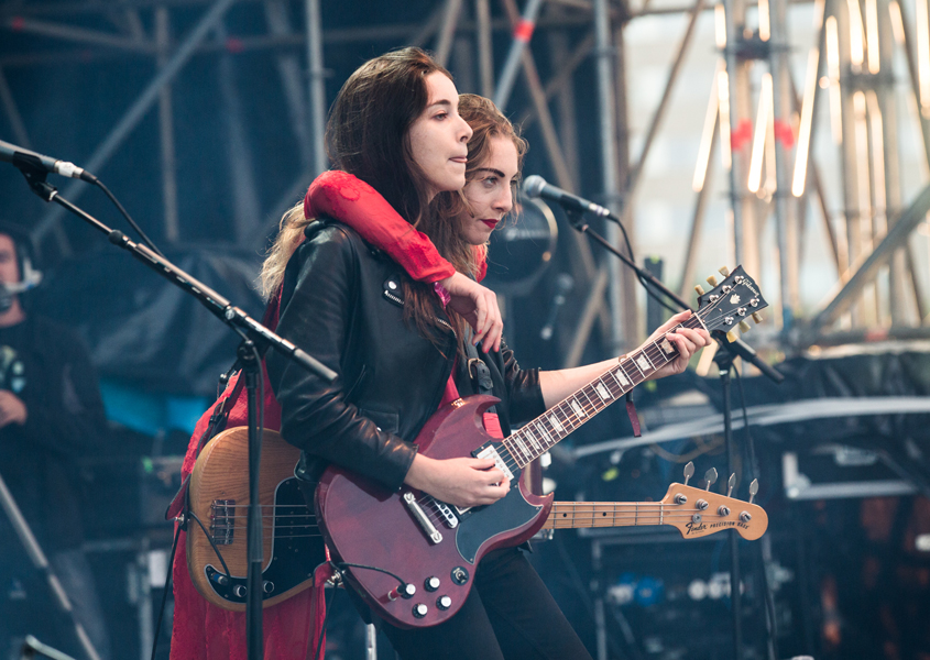 Haim, Gerard Way and Pearl Jam songs added to new 'Guitar Hero Live' game